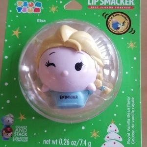Disney tsum tsum lip smacker Elsa